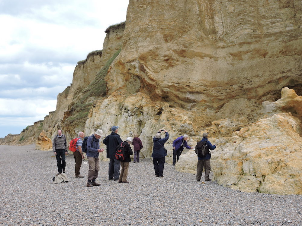 Glacio-tectonised-strata-at-Weybourne-Hope-2