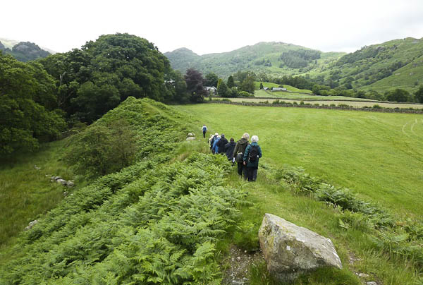 walking-the-Rosthwaite-moraines