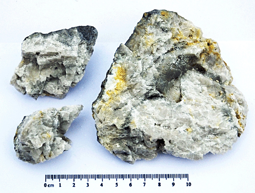 Quartz, Unclassified (CWO)